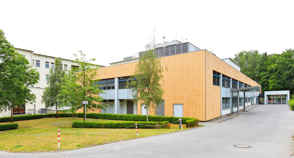 Achenbach Klinik Neubau