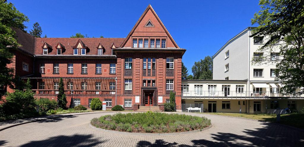 Achenbach Klinik Aussenansicht