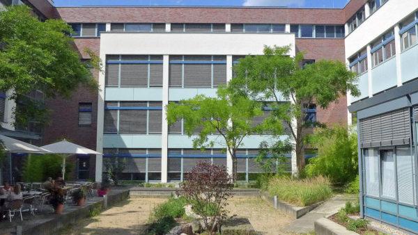 Klinikum Oranienburg Außenanlagen